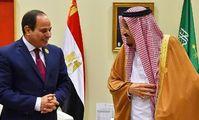 Саудовский король и египетский президент обсудили вызовы арабскому региону