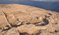В Египте раскопали древнейший христианский храм