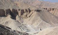 Долина Царей в Египте изучена не до конца