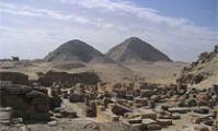 14 Пирамид в Абусире, Египет