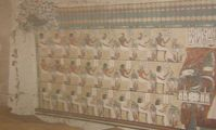 В Асуане археологи нашли почти не разграбленную древнеегипетскую гробницу
