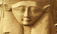 Дендера. Богиня Хатхор