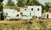 Крестьянские дома в Египте