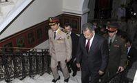Встреча министров обороны России и Египта