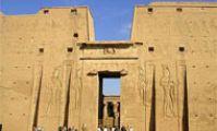 Храм Хора в Эдфу, Египет