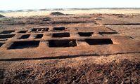 Форт Чару в Египте