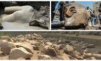 В Египте нашли гигантскую статую Рамзеса II