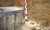 Древние гробницы в оазисе Фаюм