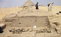 Гробница египетского вельможи