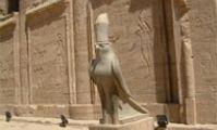 Бог Гор (Хор), Египет, Эдфу