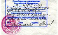 Гражданство РФ - Египтяне