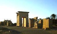 Храм Хибис в Египте
