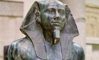 Хефрен- 4-й фараон 4-й династии Древнего Египта