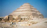 Джосер-Зосер - пирамида в Саккаре