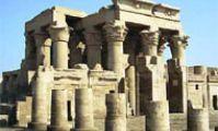 Двойной храм в Ком Омбо,Верхний Египет