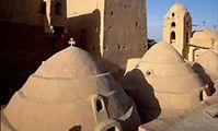 Коптские монастыри