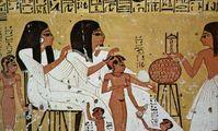 Эротика Древнего Египта