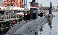 Египет получил первую подводную лодку немецкой постройки