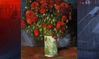 """Ван Гог """"Маки"""", или """"Ваза с цветами"""". Частный музей Махмуда Халиля в Египте"""