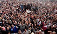 Видео ролики о событиях в Египте