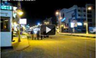 Хургада в день отставки Президента Мубарака, видео