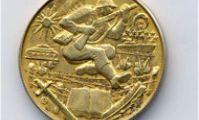 Медаль Боевой подготовки (тренировки), Египет