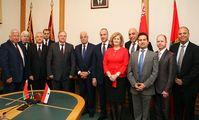 Минская область и Южный Синай разработали дорожную карту развития сотрудничества