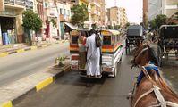 модернизация служб такси в каире
