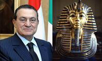 Хосни Мубарак, фараон