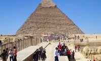 В египетских пирамидах обнаружены аномалии