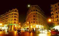 Площадь Тахрир в Каире.
