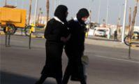 Женщины полицейские, Египет