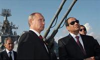 Египет переходит в лагерь сторонников Асада