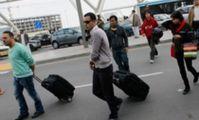 Россияне выезжают за границу