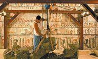 Саркофаг Рамсеса VI