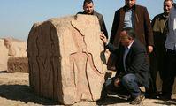 В Египте найдено неизвестное изображение Рамсеса II