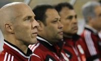 Египетские футболисты