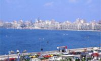 Александрия - некурящий город Египта