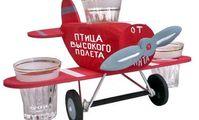 Самолет, алкоголь
