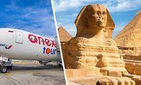 За доставку в Египет непривитых туристов авиакомпании начнут штрафовать