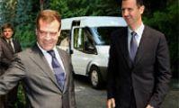Медведев и Башар Асад снова встречаются