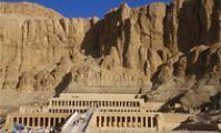 Дейр-эль Бахари, Египет, Луксор, Новое царство