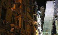 В египетской Александрии появилось свое падающее здание