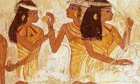пир у египтян