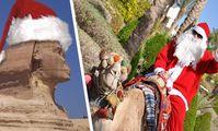 Египет: опубликована информация по Новогодним и Рождественским турам
