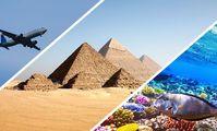 Посол Египта провел переговоры с Росавиацией об увеличении рейсов в Хургаду и Шарм-эль-Шейх