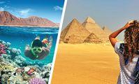 Погода в Египте на март: в Хургаде и Шарм-эль-Шейхе +25-28°C, вода +22-25°C