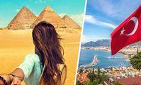 Египет меняется местами с Турцией: на курорты Красного моря начинают летает по 100 самолетов с российскими туристами в неделю