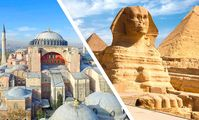 Турагентства попросили Мишустина о возобновлении авиасообщения с курортами Египта
