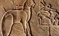 Статуя египетской кошки